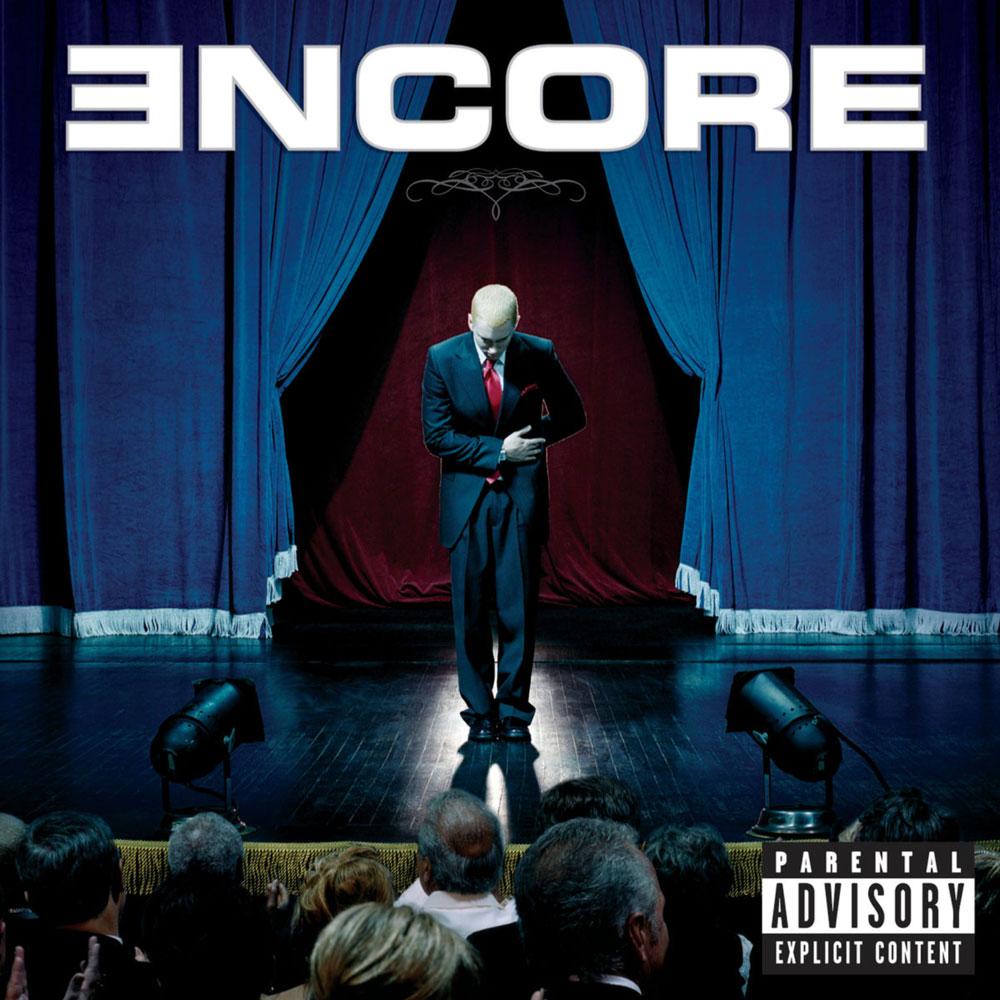 Eminem Encore Album Cover