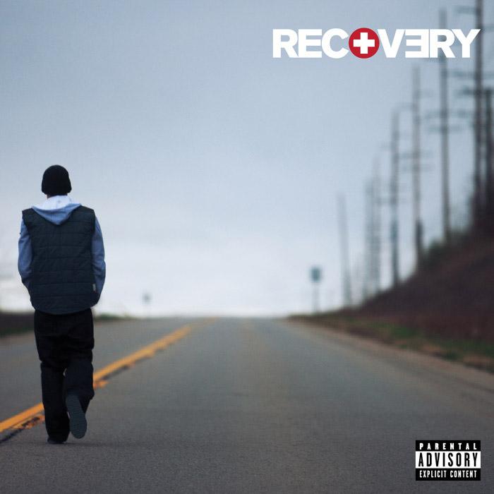 Eminem Recovery Album Cover 2