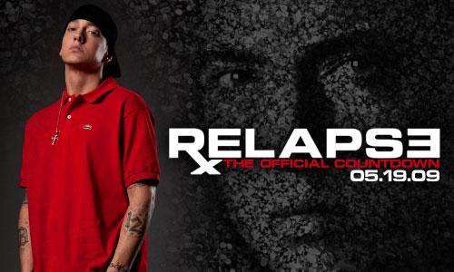 Eminem Relapse Album