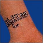 Eminem Slit Me Tattoo