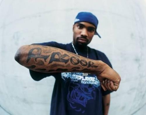 Proof Forearm Tattoo